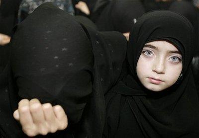 Ashoura girl