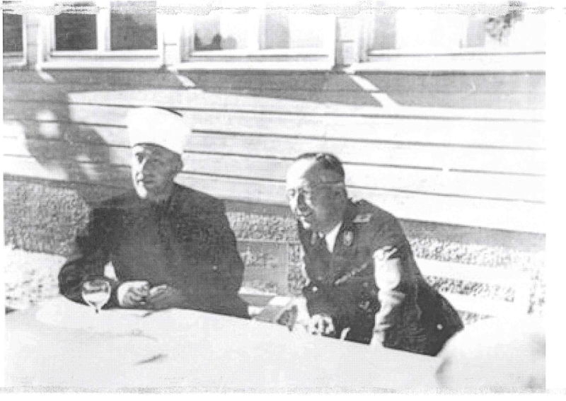 Mufti and himmler