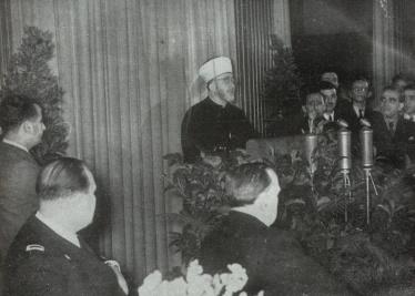Mufti broadcast
