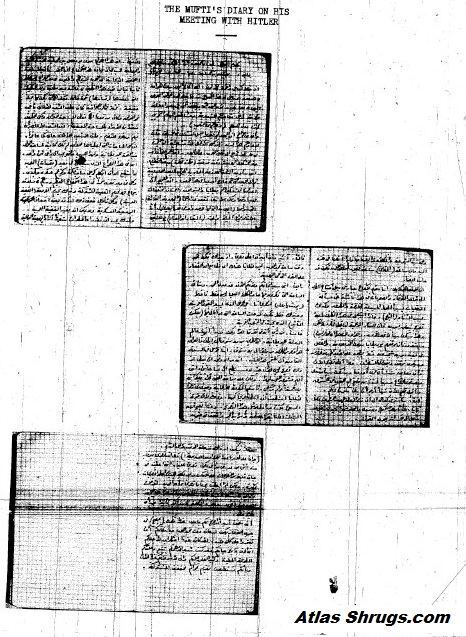 Mufti diary