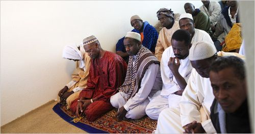 Muslims walmart