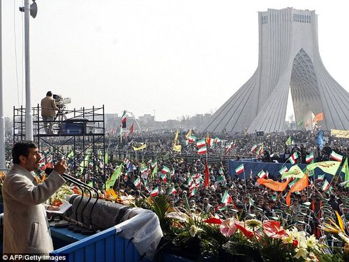 Iran nuke announce