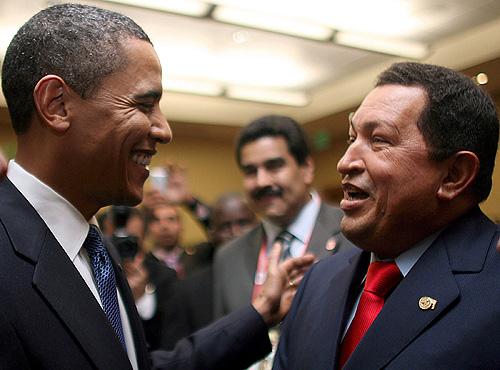 Chavez-obama