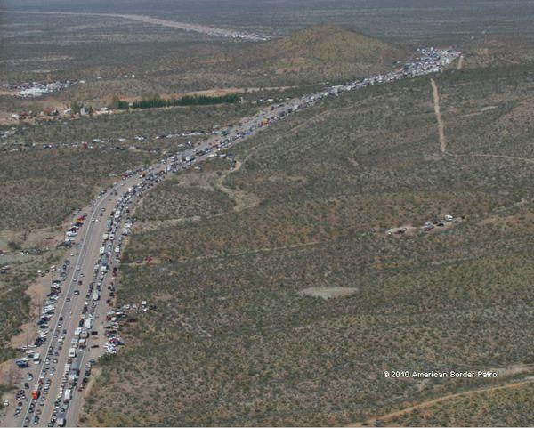 Nevada traffic