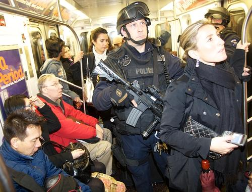 Nypd subway2