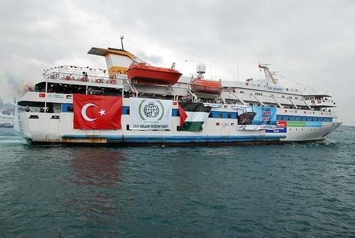 Flotilla warship