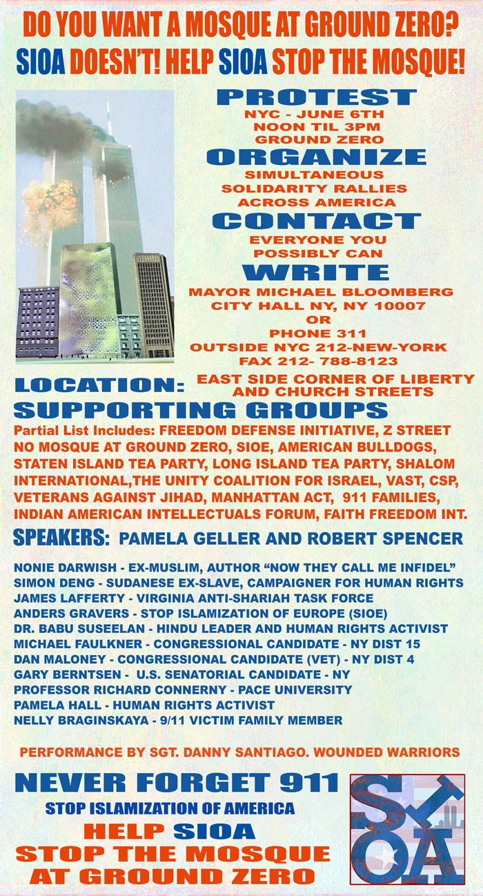 Mosque flyer june 3
