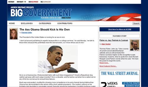 BG Obama slick