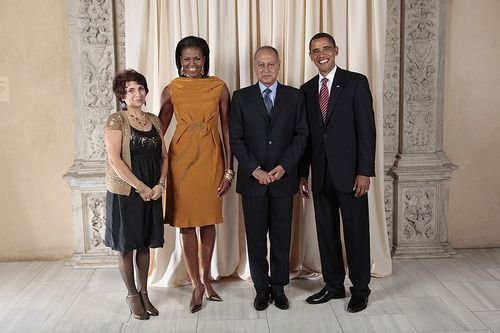 Ahmed_Aboul_Gheit_with_Obamas