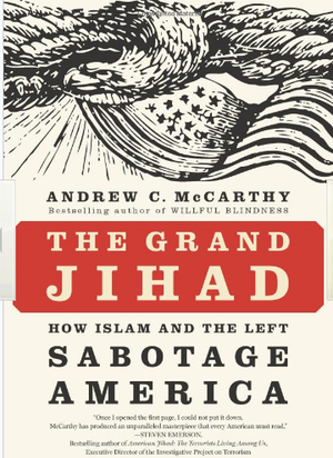 Grand jihadjacket