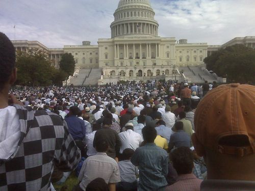 Islam on capital hill 2009