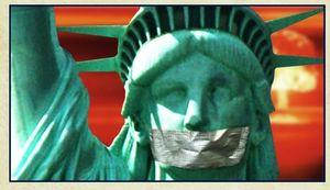 Liberty gag