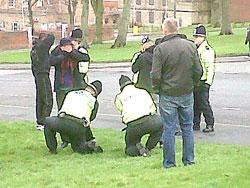 Dudley arrest