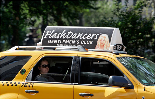 Taxi strippers