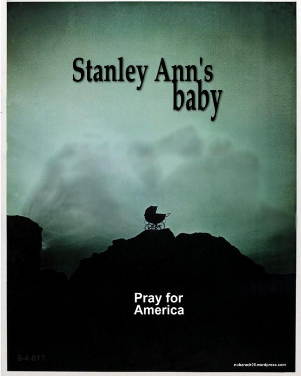 Stanley anne's baby