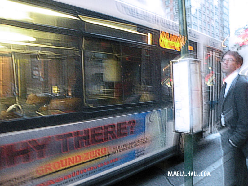 Ground zero bus motion
