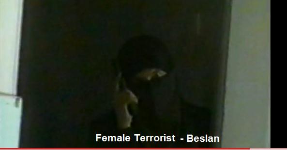 Beslan terrorist