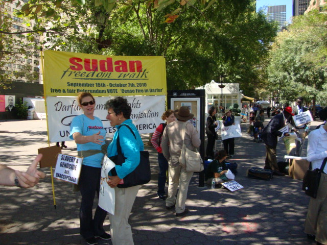 Sudan freedom walk 045
