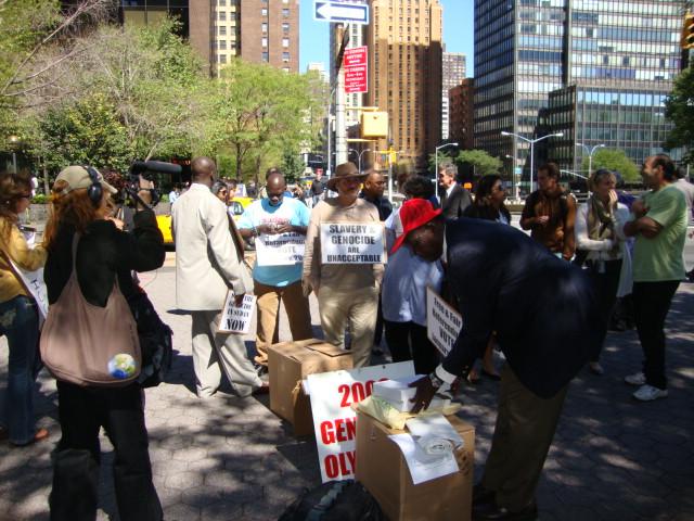 Sudan freedom walk 051