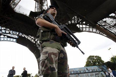 Europe islam attack