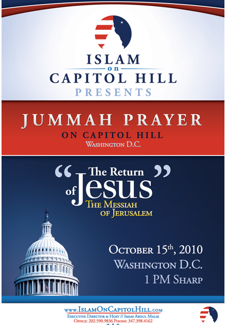 Islam on capital 2010