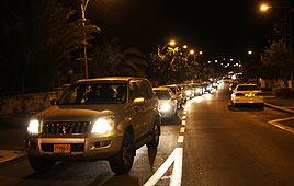 Haifa evac