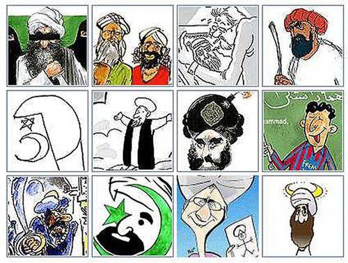 Mohammedcartoons