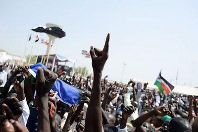 Sudan celebrates