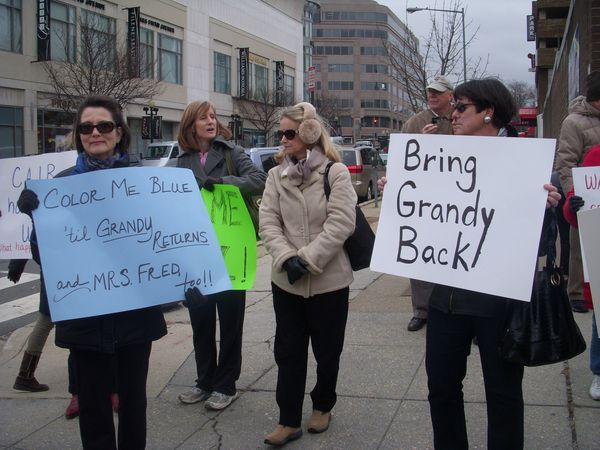 WMAL Fred Grandy protest 009