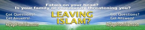 Leaving islam bus