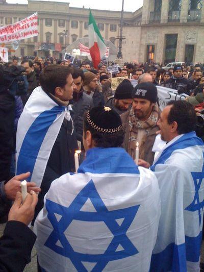 Coptic israel