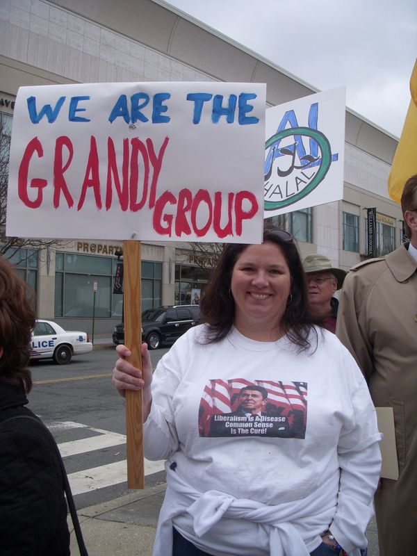 WMAL Fred Grandy protest 039