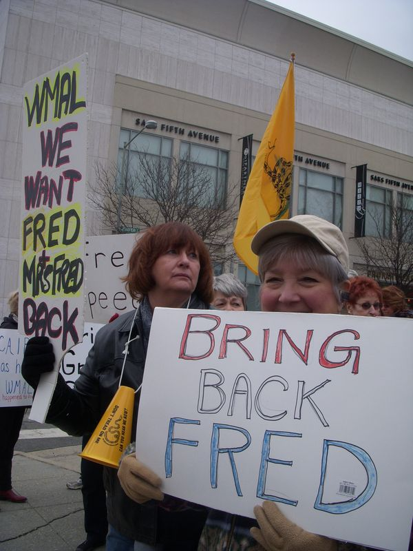 WMAL Fred Grandy protest 004