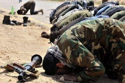 Libya pray