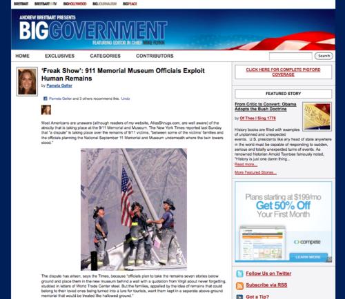 Bg 911 memorial