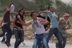 Israel riot 921