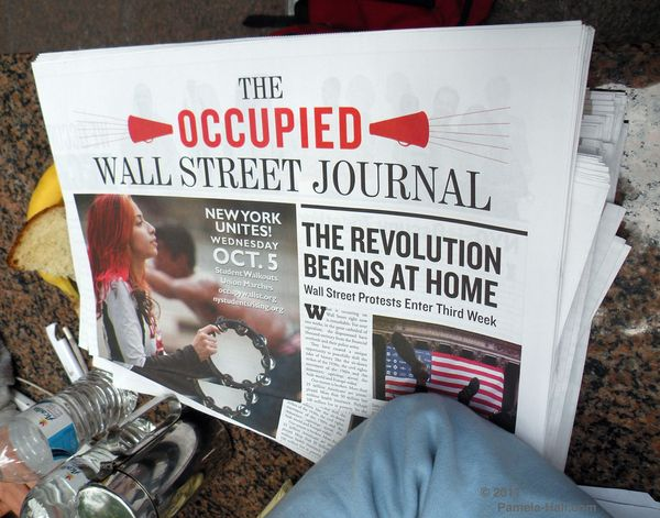 Occupy news
