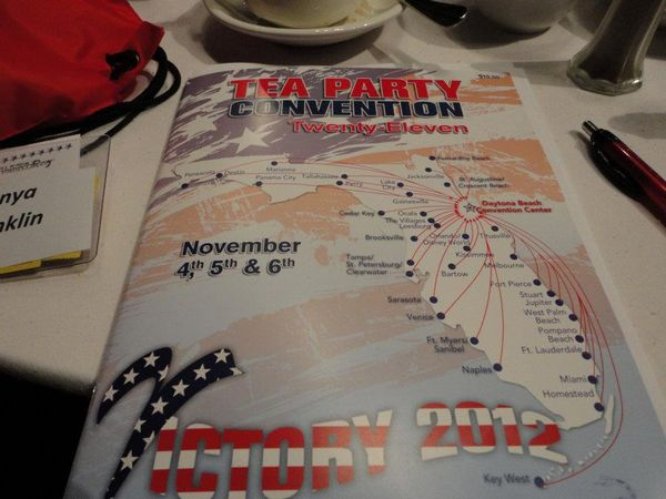 Tea party program