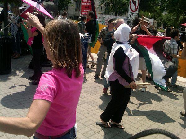 Aipac dancing nazis