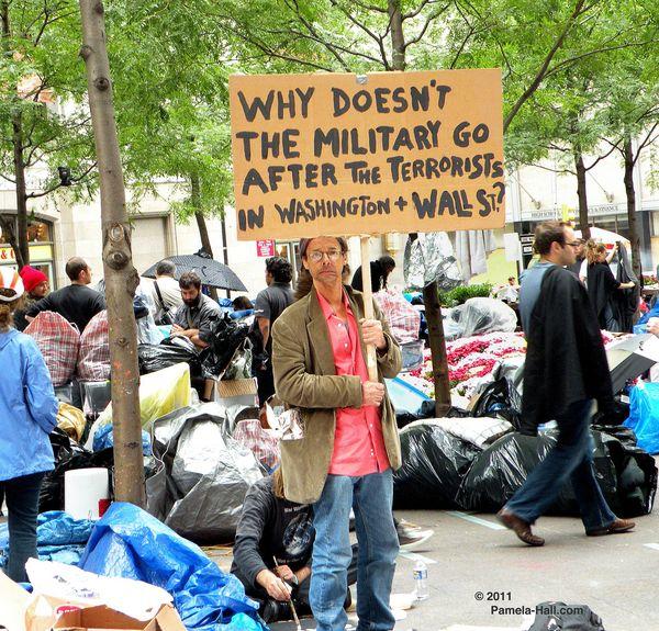 Occupy terror