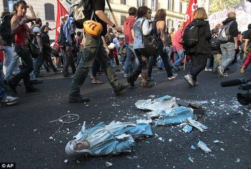 Occupy mary