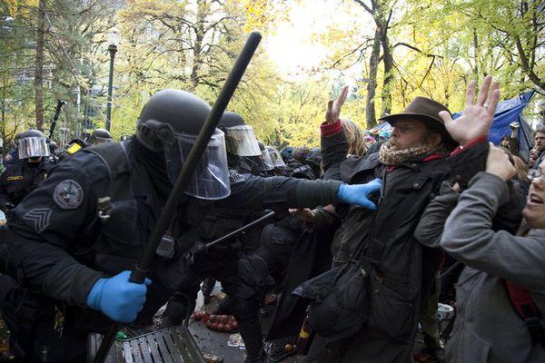 Occupy grenade
