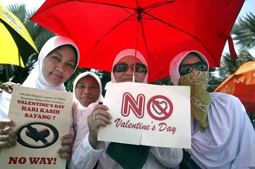Valentines for Muslims