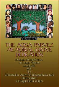 Aqsa poster
