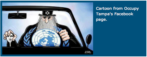 Occupy Tampa posts anti-Semitic cartoon on Holocaust Day - Haaretz Daily Newspaper _ Israel News_1334870413663