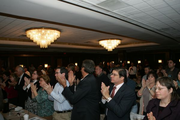 JHRC ovation