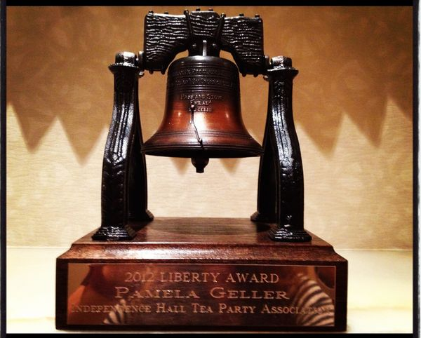 Liberty award