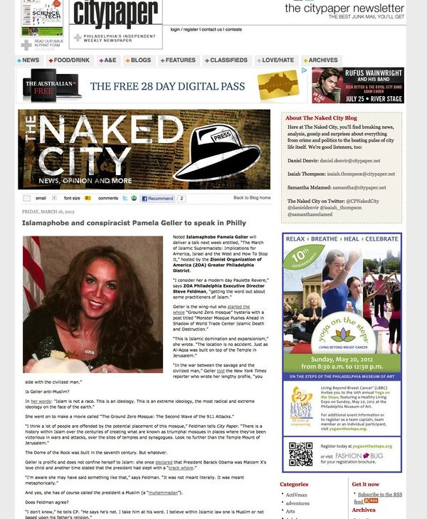 Islamaphobe and conspiracist Pamela Geller to speak in Philly _ Philadelphia City Paper _ 03_16_2012_1335393741767
