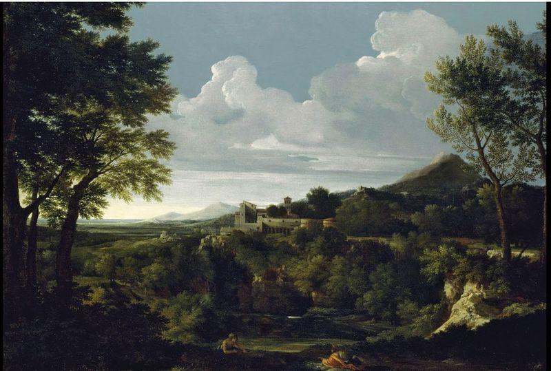 Ideal landscape copy