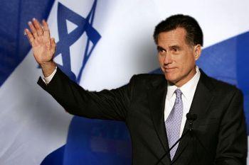 Romney-israel